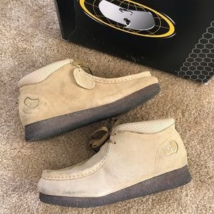 Wu-Tang Shoes Size 10 Wu-Wear Vintage 90's Rare